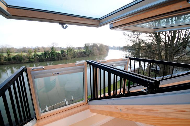 Stunning Roof Window Conversion Berkshire