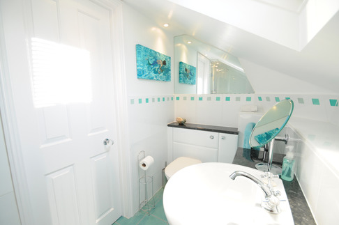 Independent bathroom in full loft conversion, Buckinghamshire