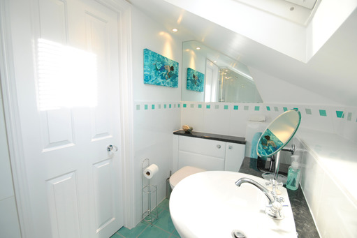 Loft conversion bathroom, Bray