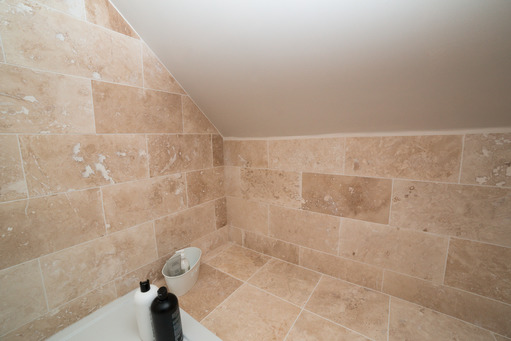 Loft conversion bathroom, Newbury
