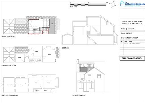 Architectural Loft Design Service Windsor