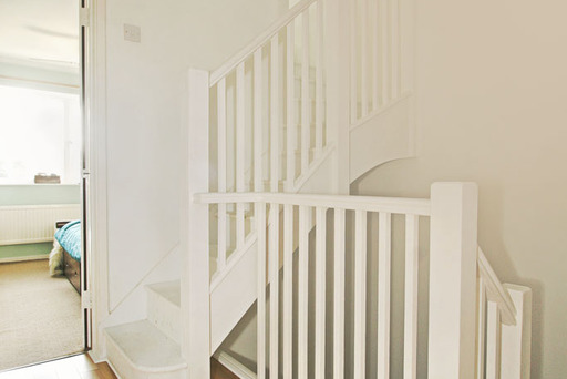 Staircase to loft conversion, Buckinghamshire