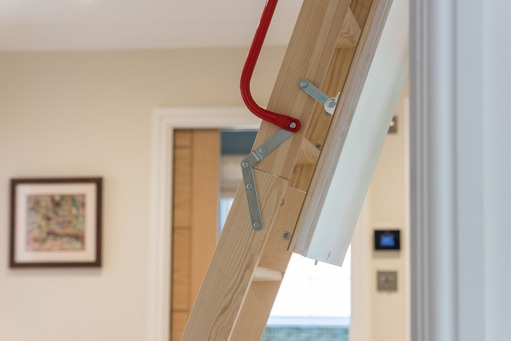 Timber loft ladders, Berkshire