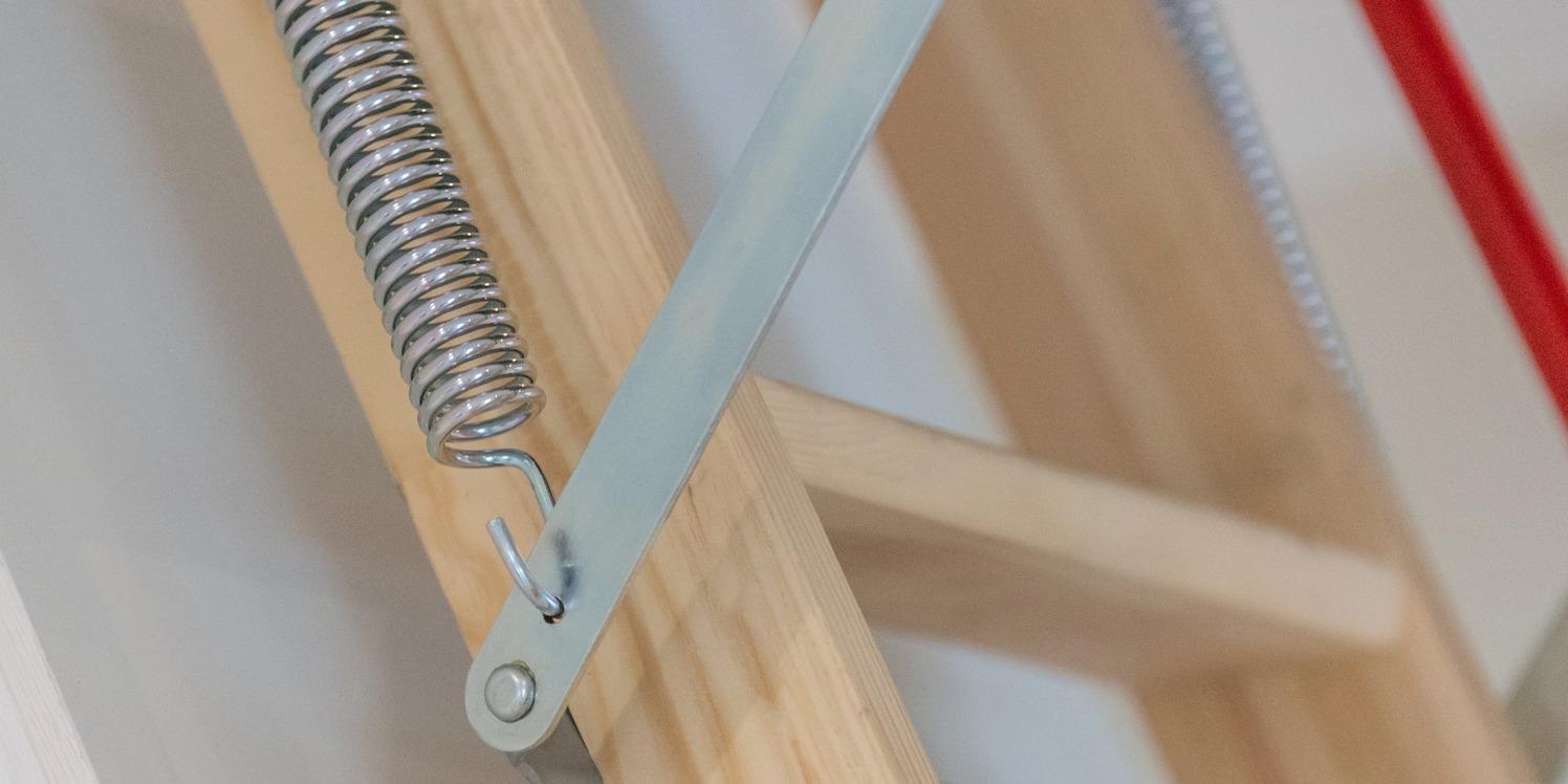 Loft Access Ladders Sliding Vs Folding