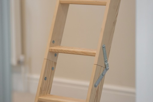 Timber access ladders, Berkshire