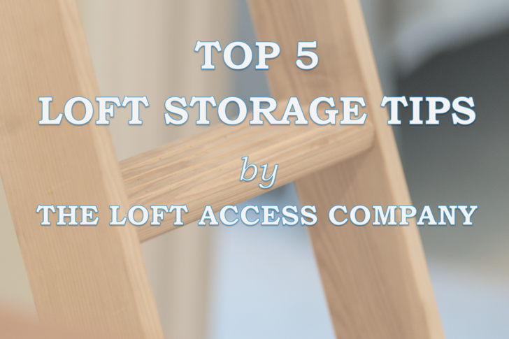Top 5 Loft Storage Tips