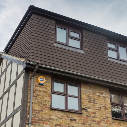 Large rear dormer loft conversion in Berkshire
