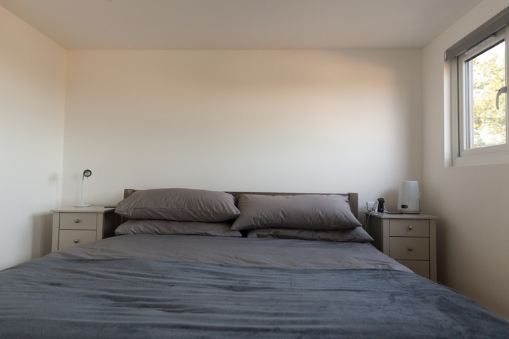 Large bedroom in dormer loft conversion, Maidenhead