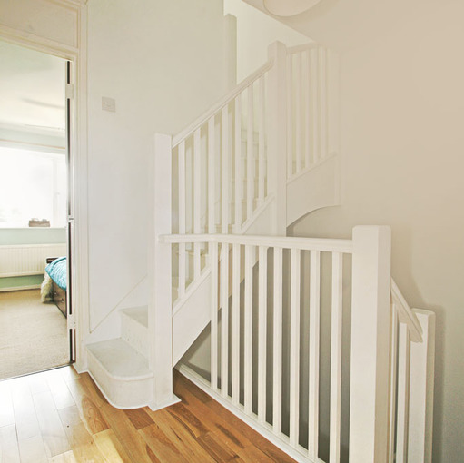 Loft conversion staircase in Maidenhead