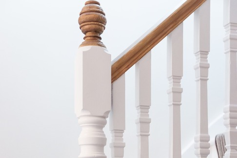 Staircase refurbishment, Berkshire