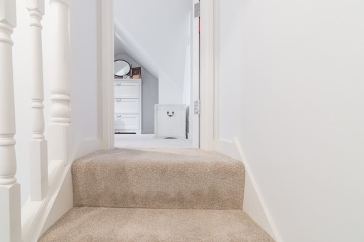 Staircase to loft conversion, Windsor