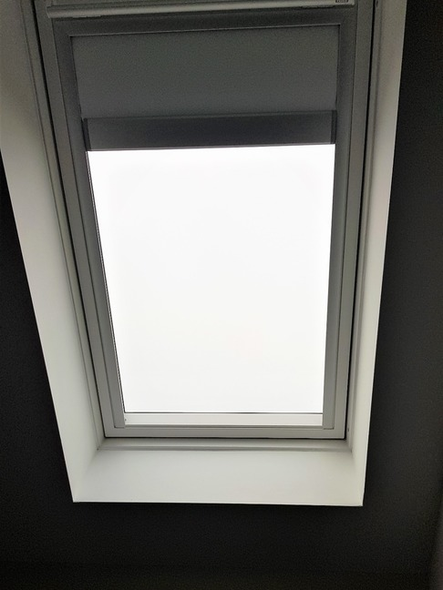 black out roof window blind maidenhead